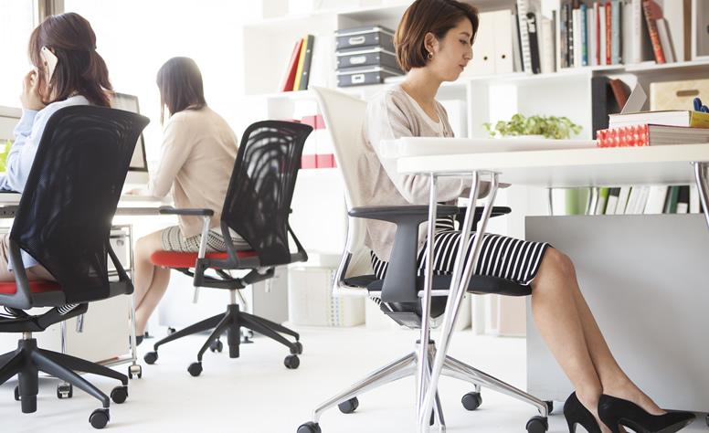 仕事の効率をアップさせる!快適なオフィスデザイン