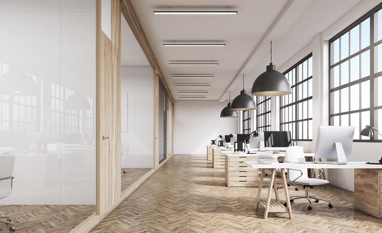 オフィスの仕事効率化はゾーニング次第!空間比率と配置がポイント