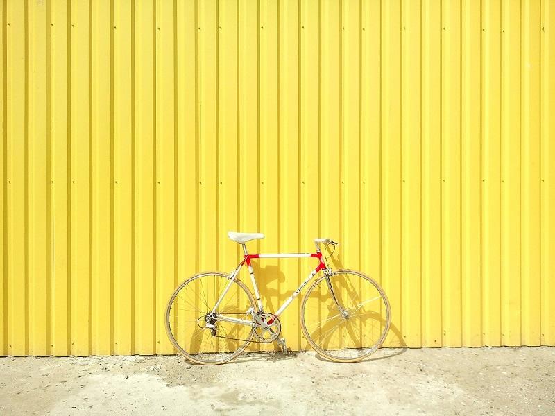 お気に入りのサイクリングの話がしたい