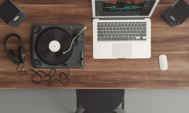 仕事場での音楽の効果