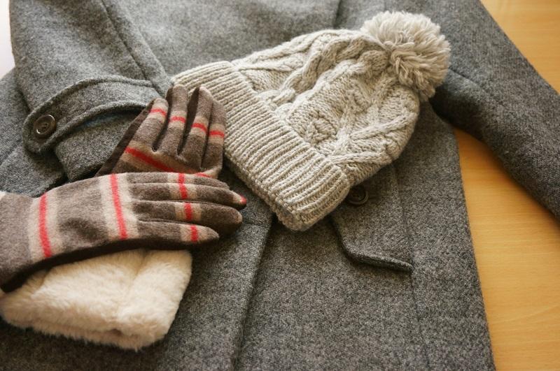 オフィスで使える寒さ対策