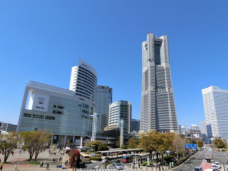 横浜桜木町のロープウェイ計画!?